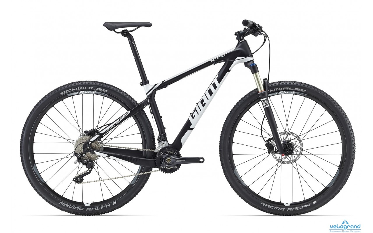 Горный велосипед Giant XTC Advanced 29er 2 (2016)