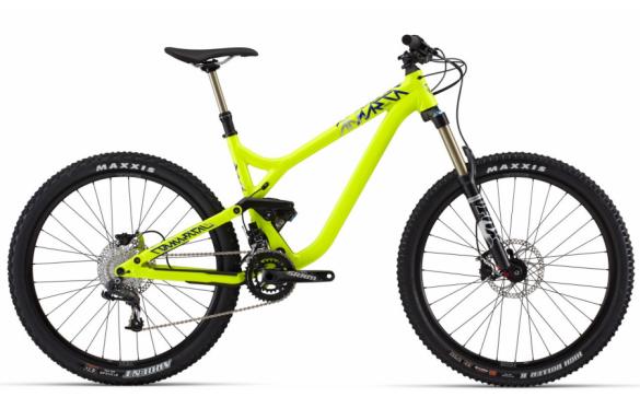 Велосипед двухподвес Commencal Meta AM 2 (2014)