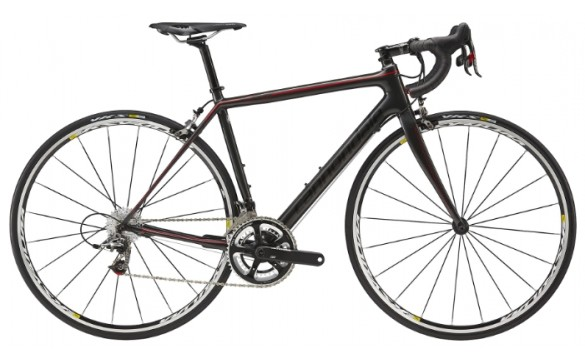 Шоссейный велосипед Cannondale SuperSix EVO Women's Ultegra 3 (2015)