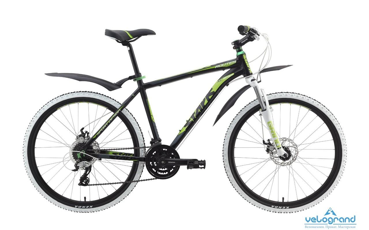 Горный велосипед Stark Router Disc (2014)