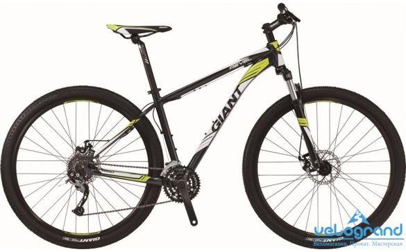 Горный велосипед Giant Revel 29er 2 (2016)