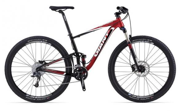 Велосипед двухподвес Giant Anthem X 29er 2 (2014)