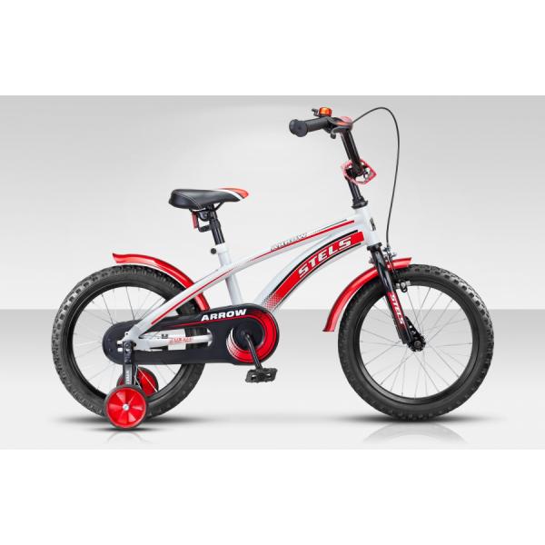 Детский велосипед Stels Arrow 16 (2014), Цвет Зелено-Розовый