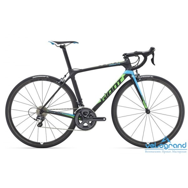 Шоссейный велосипед Giant TCR Advanced Pro 1 (2016) от Velogrand