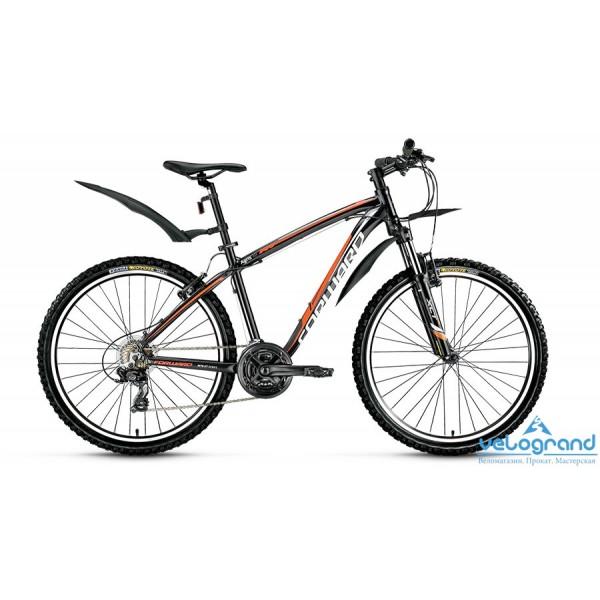 Горный велосипед Forward Agris 1.0 (2016), Цвет Черный, Размер 19