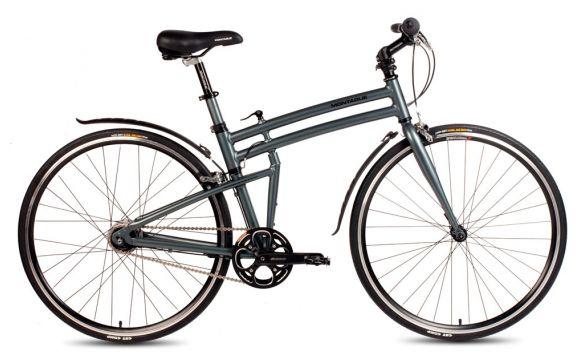 Складной велосипед Montague BOSTON 8 (2014)