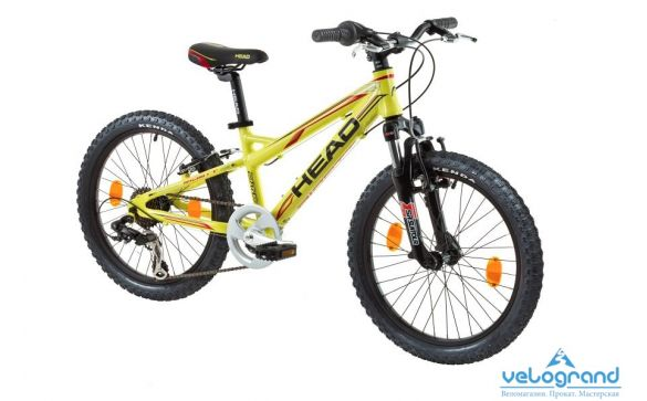 Детский велосипед HEAD Ridott FG 20 (2016)