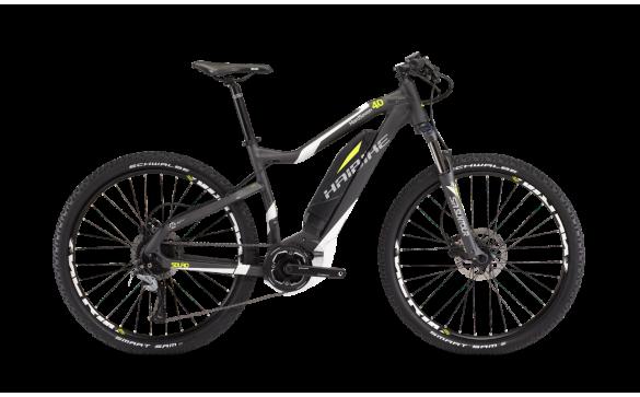 Электровелосипед Haibike Sduro HardSeven 4.0 400Wh 9-Sp Acera (2017)