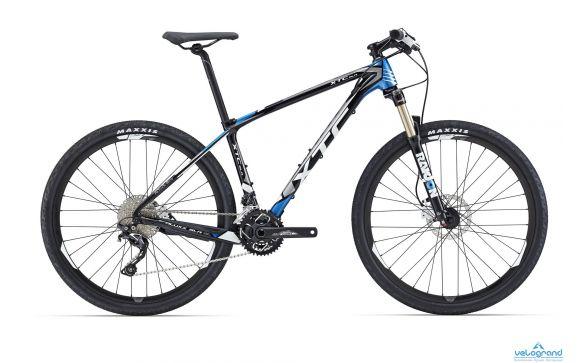 Горный велосипед Giant XTC SLR 27.5 4 (2016)