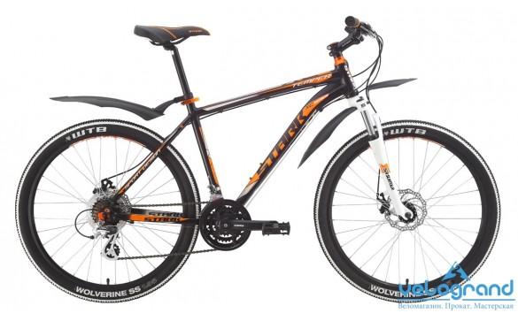 Горный велосипед Stark Temper Disc (2015)