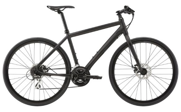 Городской велосипед Cannondale Bad Boy 4 (2015)