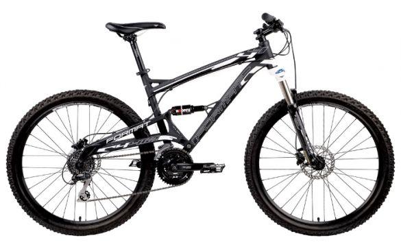 Велосипед двухподвес Format 4412 (2014)