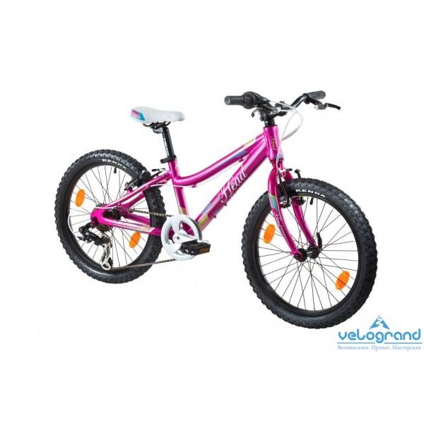 Детский велосипед HEAD Lauren 20 (2016), Цвет Оранжевый
