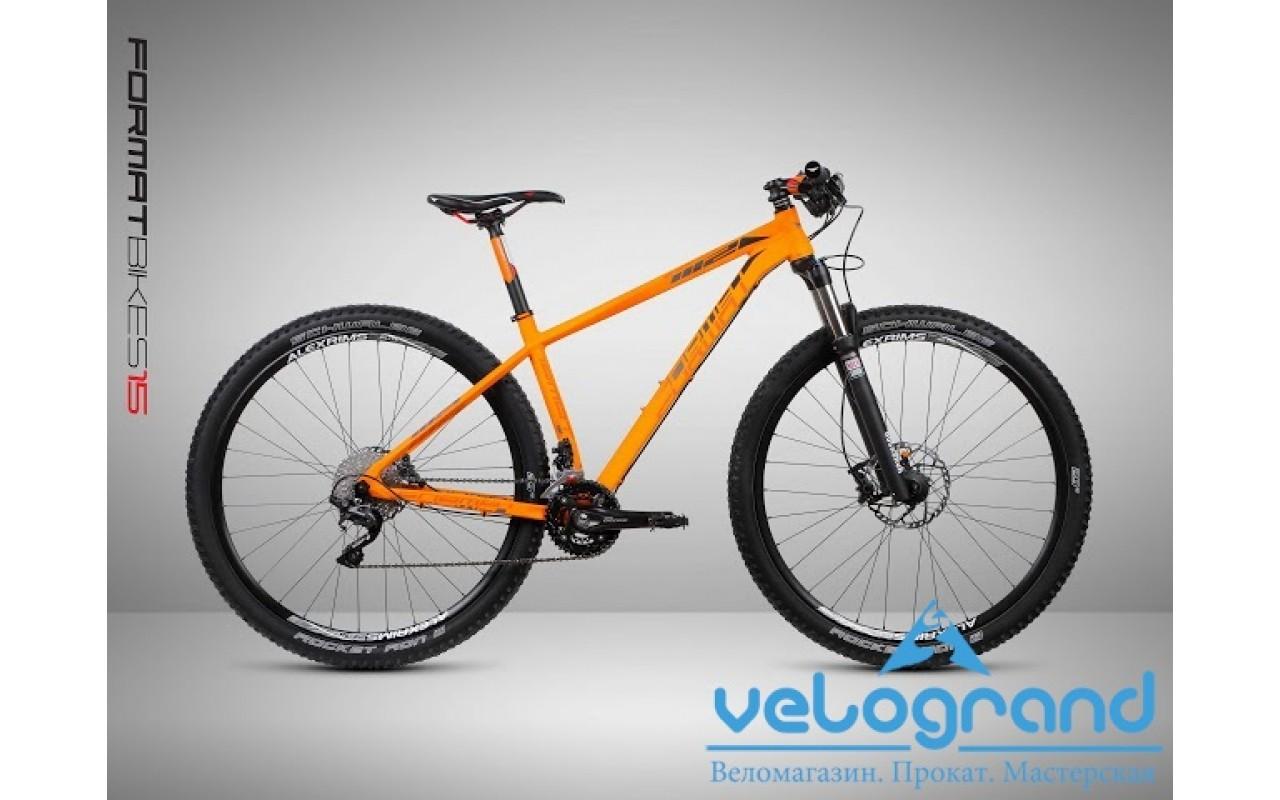 Горный велосипед Format 1112 (2015)