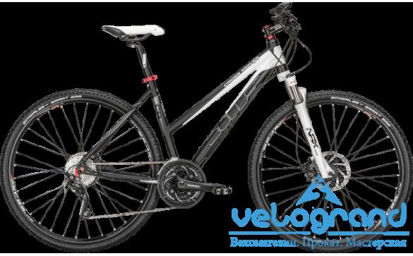 Женский велосипед Bulls Cross Mover Lady (2015)