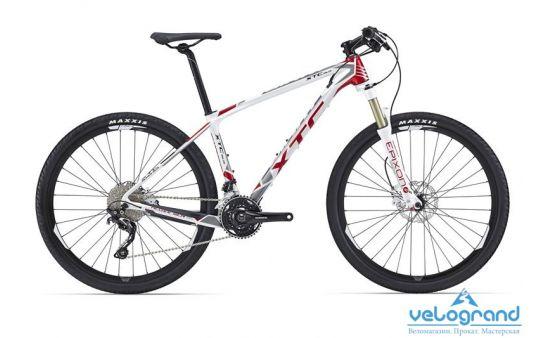 Горный велосипед Giant XTC SLR 27.5 3 (2016)