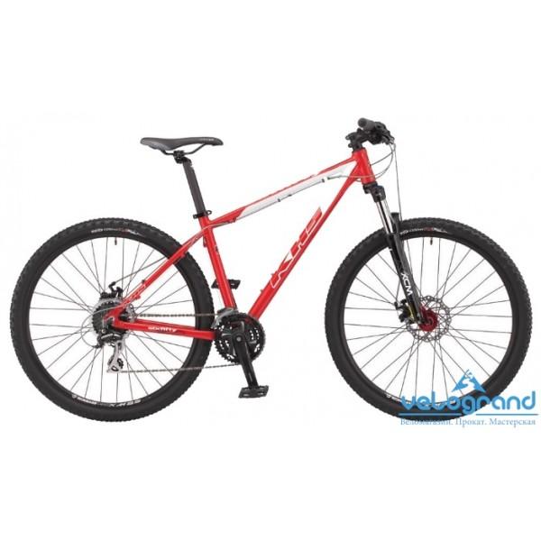 Горный велосипед KHS SixFifty 300 (2015), Цвет Красный, Размер 18