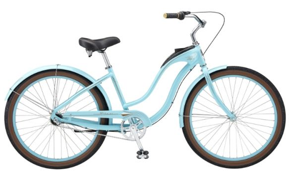 Велосипед круизер Schwinn Debutante (2015)