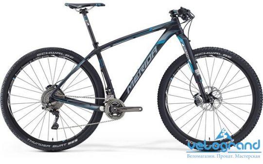 Горный велосипед Merida BIG.NINE 9000 (2016)