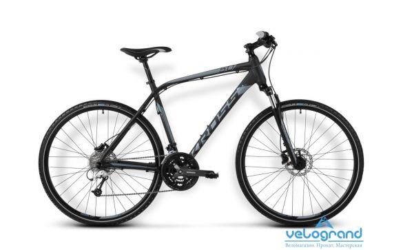 Городской велосипед Kross EVADO 5.0 (2016)