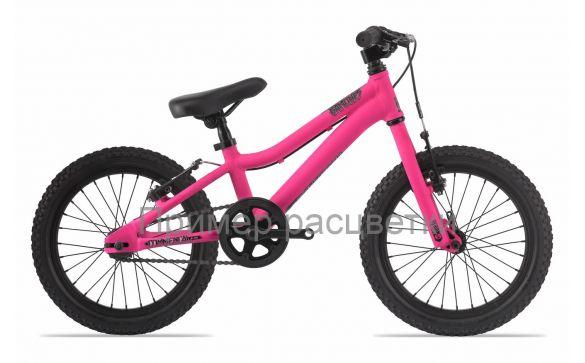 Детский велосипед Commencal Ramones 16 (2014)
