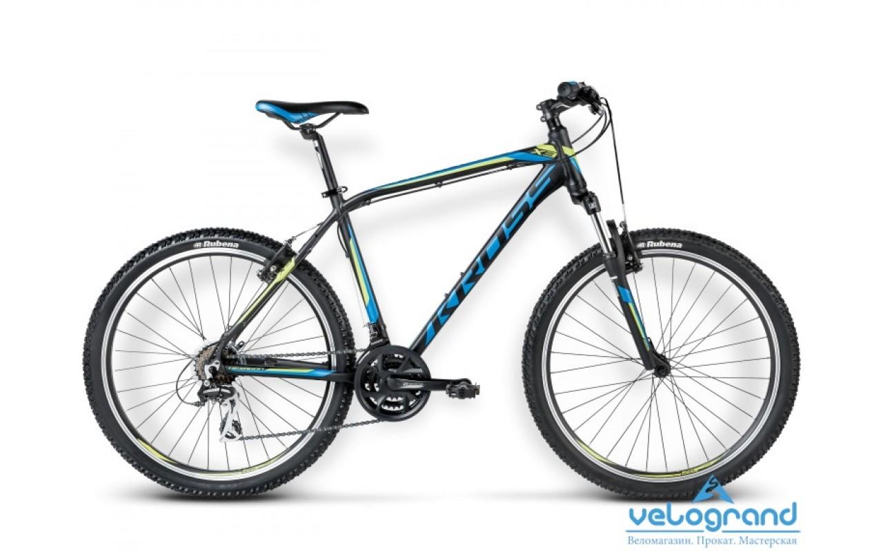 Горный велосипед Kross HEXAGON X3 (2016)