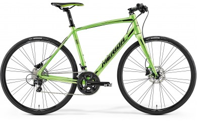 Городской велосипед Merida Speeder 400 (2017)
