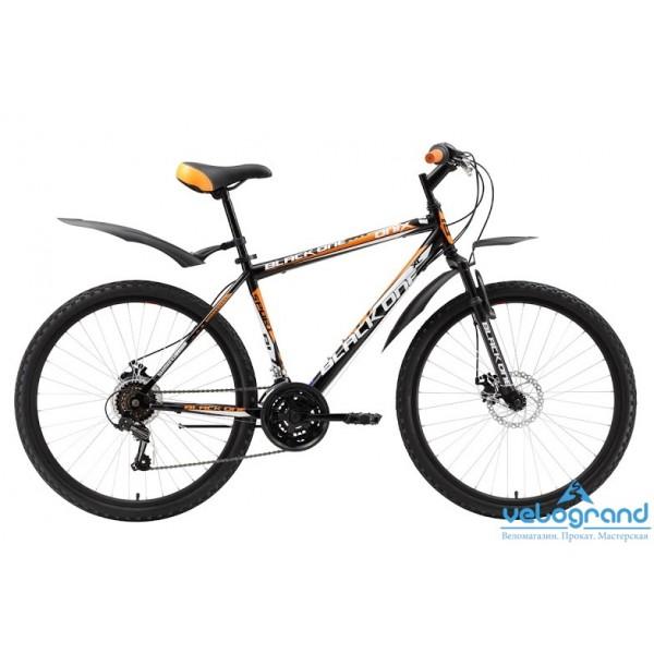 Горный велосипед Black One Onix Disc (2016), Цвет Красный, Размер 20 от Velogrand