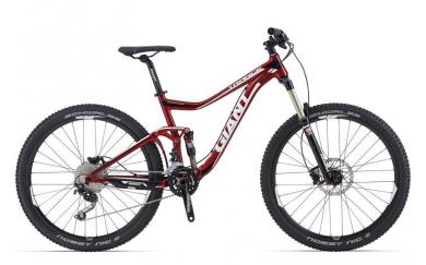 Велосипед двухподвес Giant Trance 27.5 3 (2014)