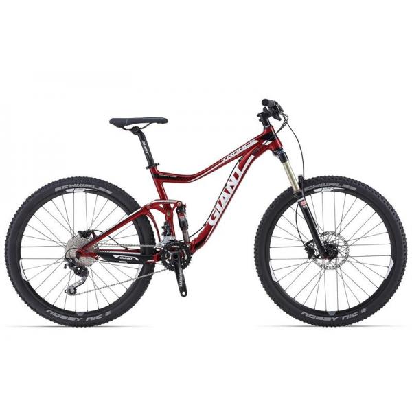 Велосипед двухподвес Giant Trance 27.5 3 (2014) от Velogrand
