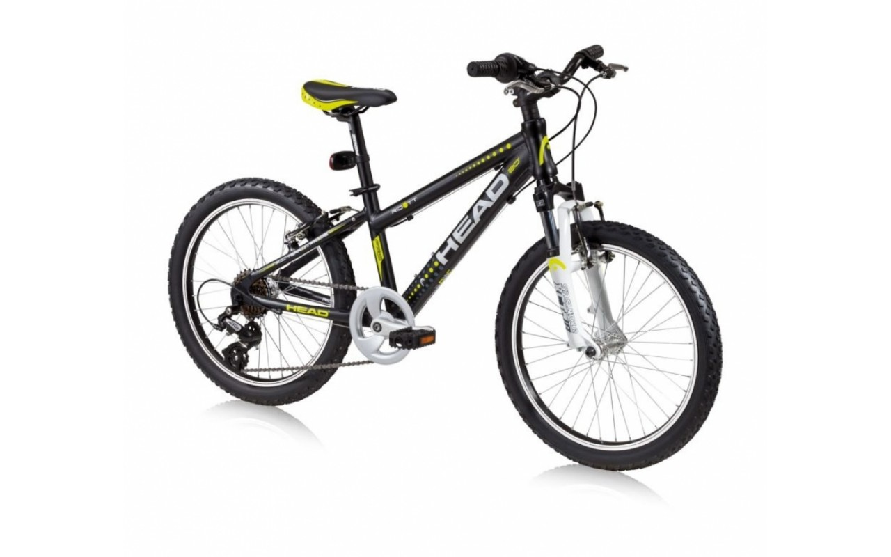 Детский велосипед Head Ridott 20 SF (2014)