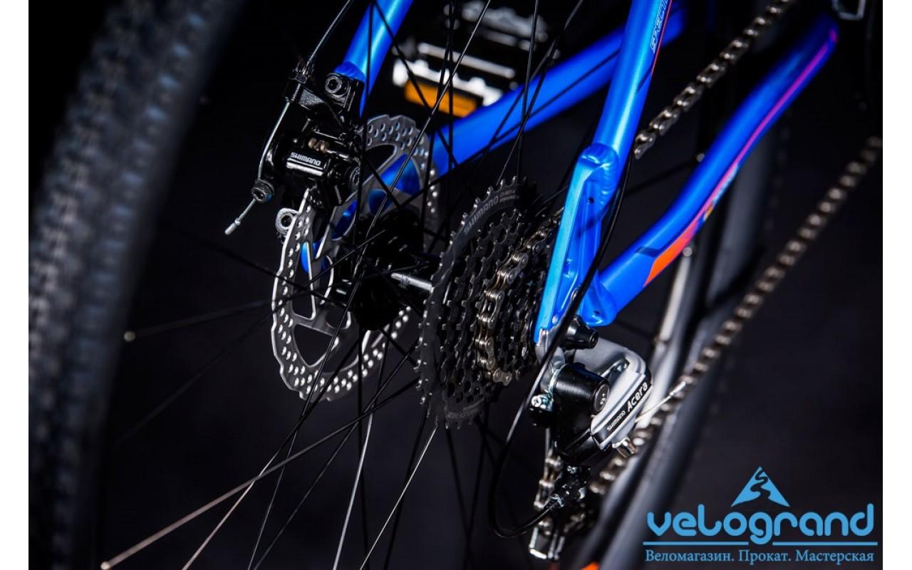 Горный велосипед Silverback Spectra Sport (2015)
