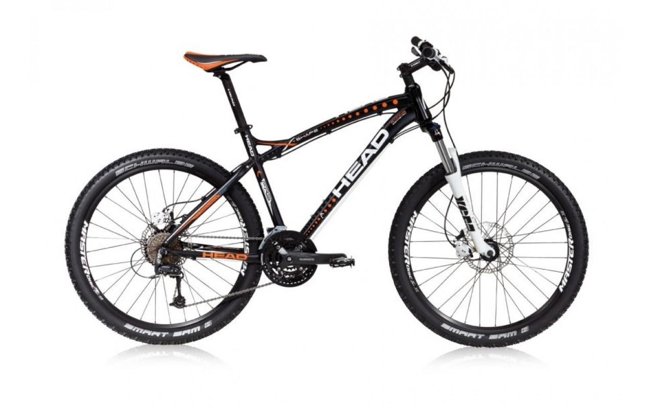 Горный велосипед Head X-Shape 1 26 (2014)
