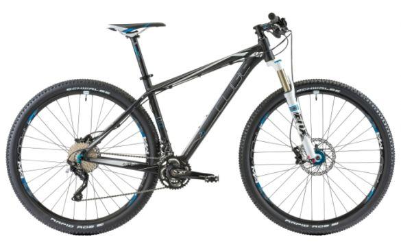 Горный велосипед Cube LTD SL 29 (2014)