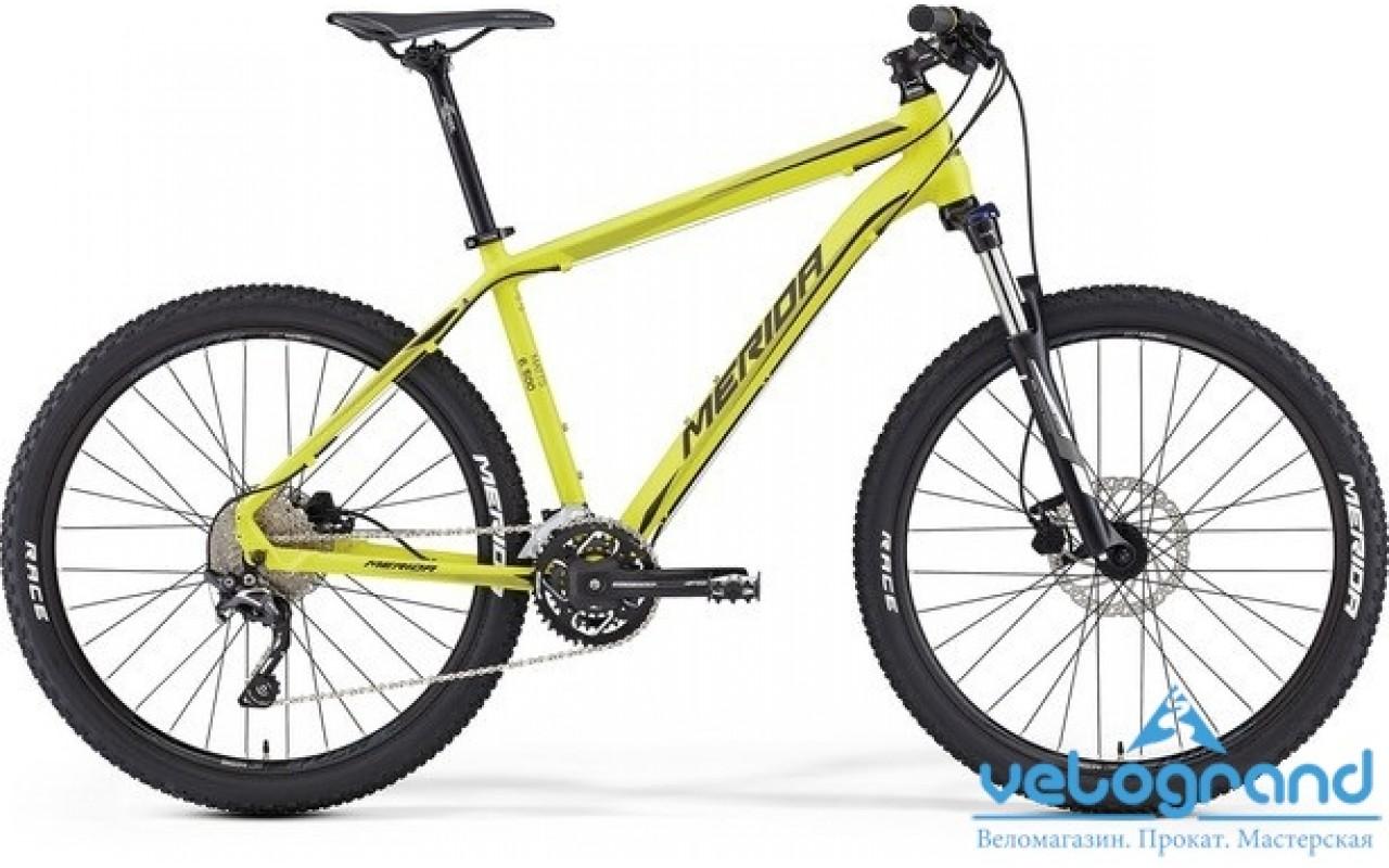 Горный велосипед Merida MATTS 6. 500 (2016)