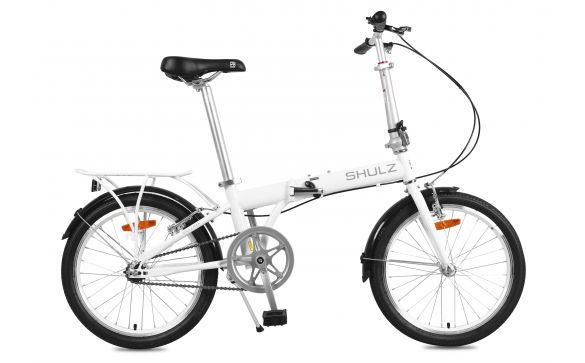 Cкладной велосипед Shulz Max (2017)