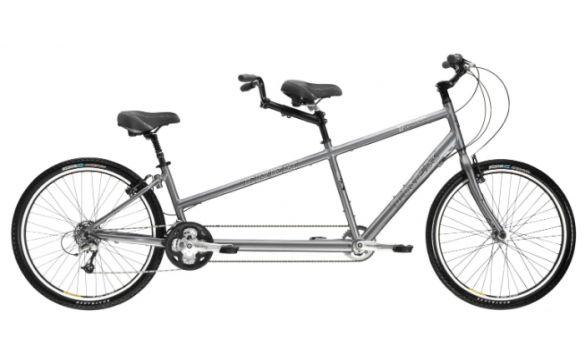 Городской велосипед TREK T 900 (2016)