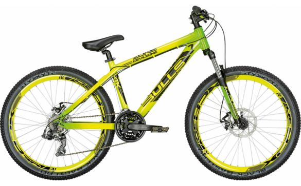 Горный велосипед Bulls Devilzone 1 (2014)