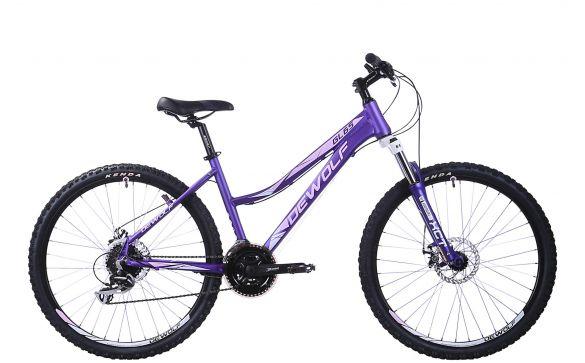 Горный велосипед Dewolf GL 65 (2017)