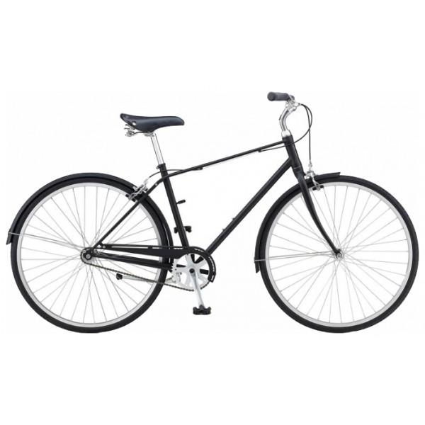 Комфортный велосипед Giant Via 3 (2013), Цвет Красно-Коричневый, Размер 20