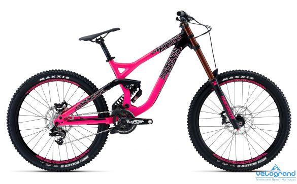 Велосипед двухподвес Commencal Supreme DH Park (2015)