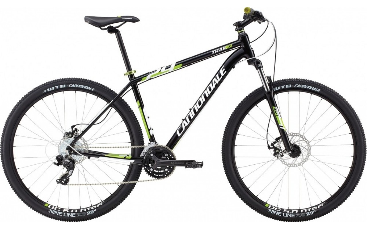 Горный велосипед Cannondale Trail 29 7 (2014)