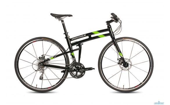 Складной велосипед Montague Fit (2016)