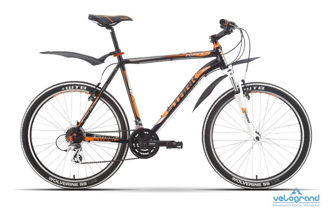 Горный велосипед Stark Temper (2016)