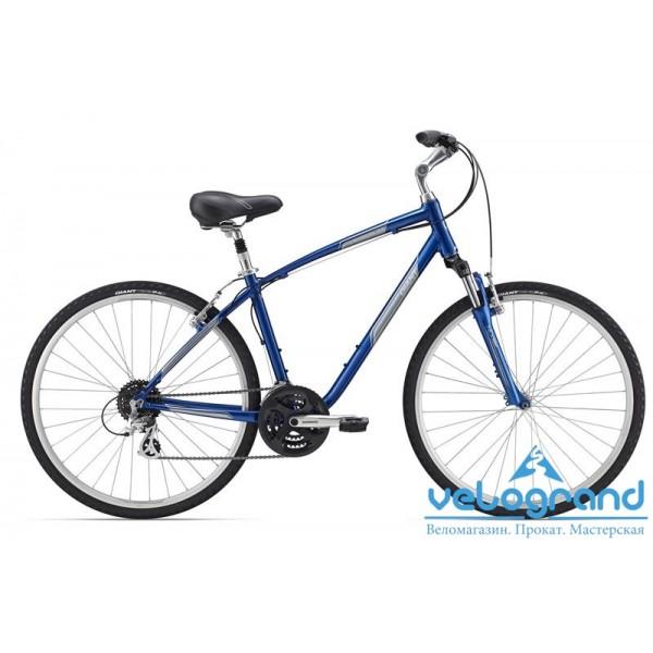 Комфортный велосипед Giant Cypress DX (2015), Цвет Синий, Размер 20