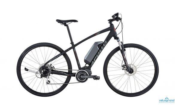 Электровелосипед APOLLO EON STEP THROUGH (2016)
