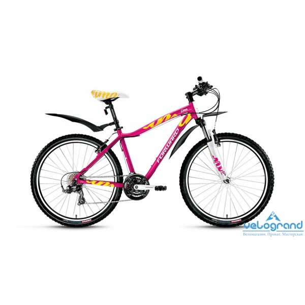 Женский велосипед Forward Lima 1.0 (2016) от Velogrand