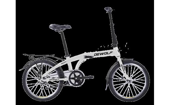 Складной велосипед Dewolf Micro 4 (2017)