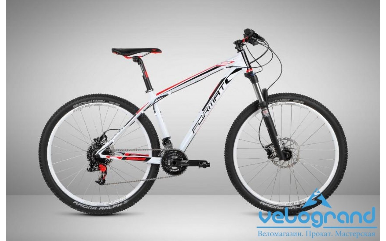 Горный велосипед Format 1212 27 (2015)