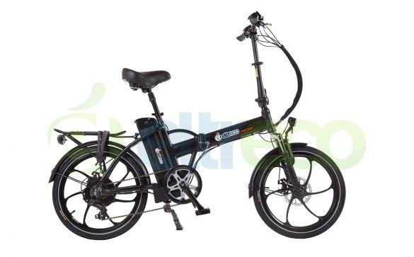 Электровелосипед ELTRECO JAZZ 500W